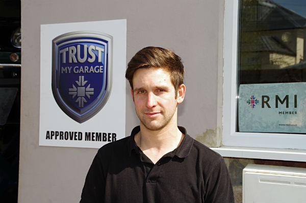 Matt Cleevely of Cleevely Motors Ltd is a 'Top Technician'