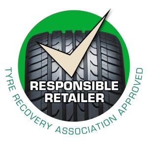 Responsible Retailer logo
