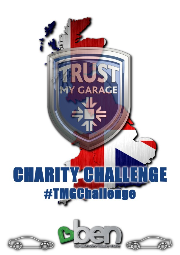 tmg charity challenge new