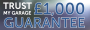 The Trust My Garage £1,000 Guarantee – How does ithelp?