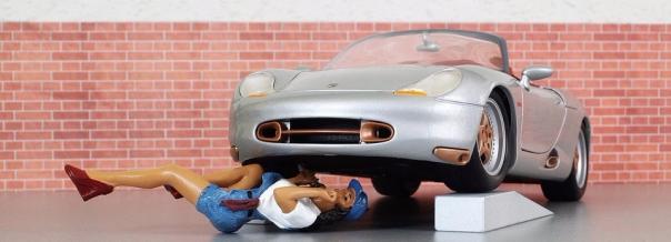 model car fix