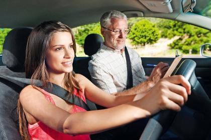 driving test tech
