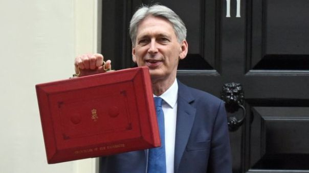 Philip Hammond Budget 2017