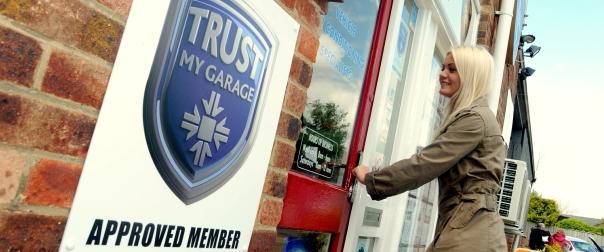 trust my garage 31